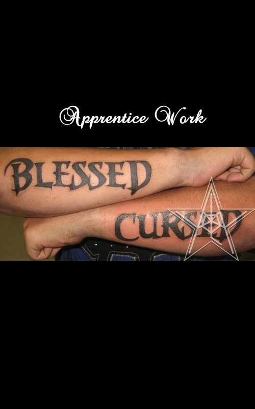 Awol Custom Tattooing Llc Lettering Tattoosdoug
