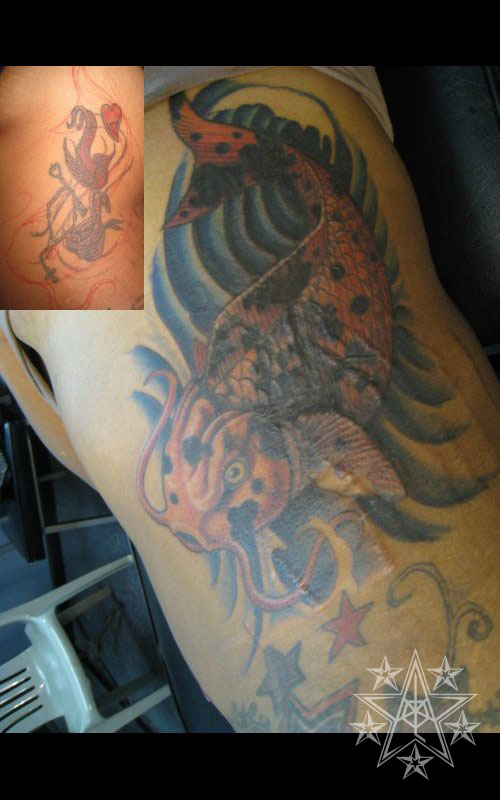 Cover up tattoos muskegon michigan usa for Best tattoo artists in michigan