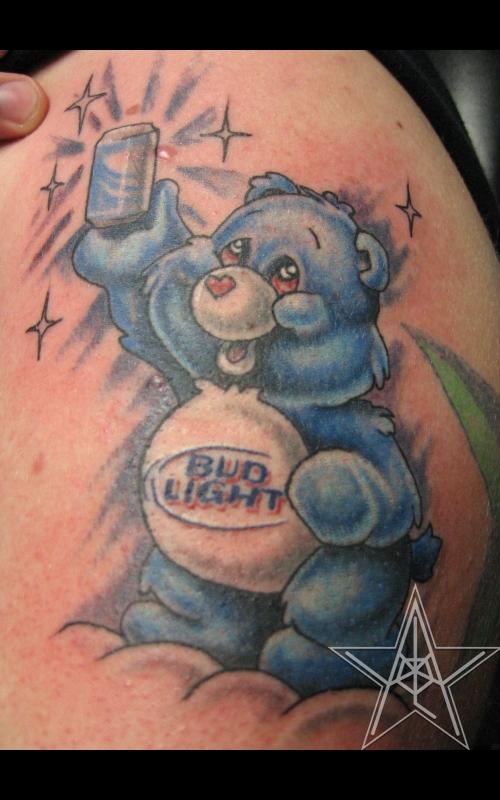 funny tattoo tattoos scrat ray nuts reaching bomb kind