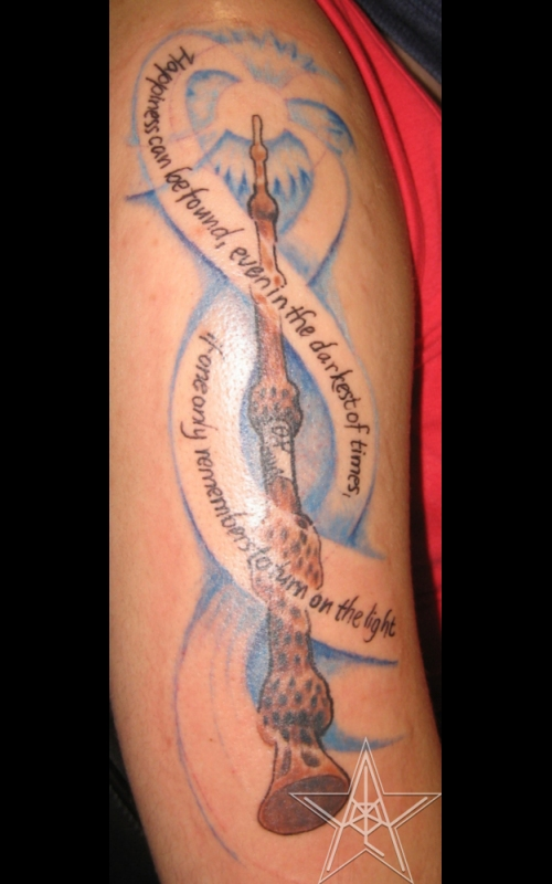 Mythical tattoos muskegon michigan usa for Best tattoo artists in michigan